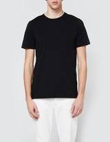 Wings + Horns Original Pocket T-Shirt in Black