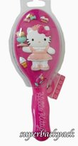 SANRIO Hello Kitty Ice Cream Parlor Hair Brush