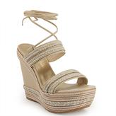 Stuart Weitzman Soutash - Leg Wrap Sandal