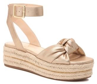Jessica Simpson Aprille Espadrille Platform Sandal