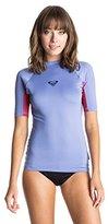 Roxy Women's XY Short-Sleeve Rashguard
