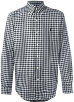 Polo Ralph Lauren checked logo shirt