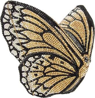Judith Leiber Butterfly Monarch Clutch Bag