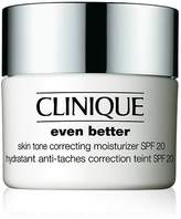 Clinique Even Better Skin Tone Correcting Moisturizer SPF20