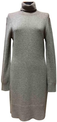 Michael Kors Grey Cashmere Dresses