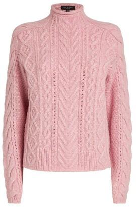 Rag & Bone Wool-Alpaca Ariel Sweater