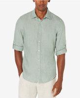 Perry Ellis Men's Linen Shirt
