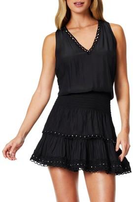 Ramy Brook Scotti Flared Mini Dress