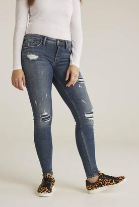 Silver Jeans Silver Avery Skinny Jean