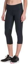 New Balance Graphic Capris (For Women)
