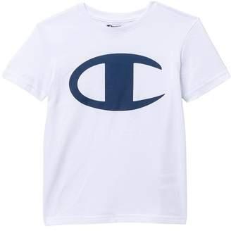 Champion Big C Logo T-Shirt (Big Boys)