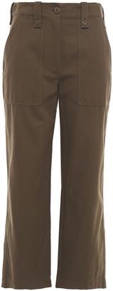 McQ Cotton-twill Straight-leg Pants