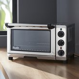 Crate & Barrel Dualit © Professional Mini Toaster Oven