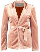 Vila VIALIANA Blazer copper brown