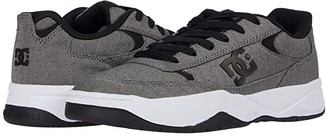 DC Penza TX SE (Heather Charcoal) Men's Skate Shoes