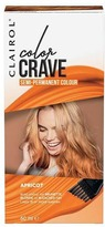 Clairol Color Crave Semi Permanent Hair Colour 60ml Apricot