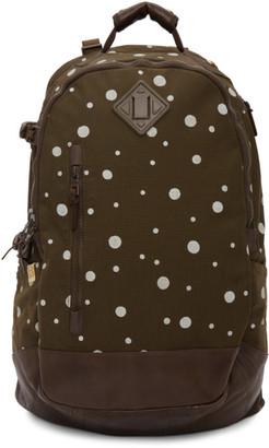 Visvim Brown Cordura 20XL Backpack