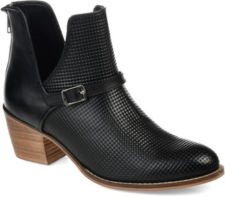 Journee Collection Journee Signature Shaw Women's Ankle Boots