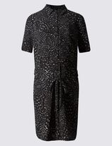 Marks and Spencer Maternity Abstract Print Tunic