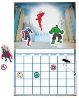 Avon Marvel's Avengers Dry-Erase Calendar