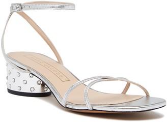 Marc Jacobs Sybil Leather Amkle Strap Sandal