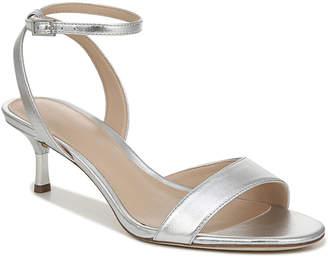 Via Spiga Louise Metallic Ankle Sandals