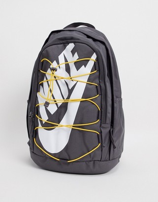 Nike Hayward 2.0 backpack in dark gray