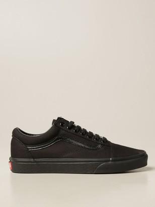 Vans Old Skool Sneakers In Canvas