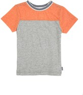 Splendid Little Boy Colorblock Crew Tee