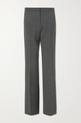 LVIR Woven Straight-leg Pants - Gray