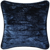 "Tracy Porter Nell Crushed Velvet 20"" Square Decorative Pillow"