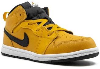 Nike Kids Air Jordan 1 Mid TD sneakers