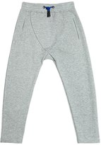 Armani Junior Baggy Fit Cotton Sweatpants