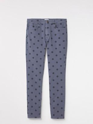 White Stuff Spotty Skinny Jean