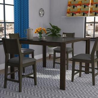 Brayden Studio Sirena Counter Height Dining Table
