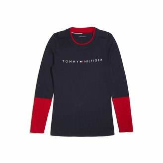 Tommy Hilfiger Women's Adaptive Sweater with Velcro Brand Closure at Shoulders