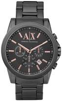 Armani Exchange A|X Men's AX2086 Stainless-Steel Quartz Watch with Dial