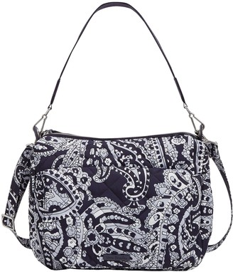Vera Bradley Signature Performance Twill Carson Shoulder Bag