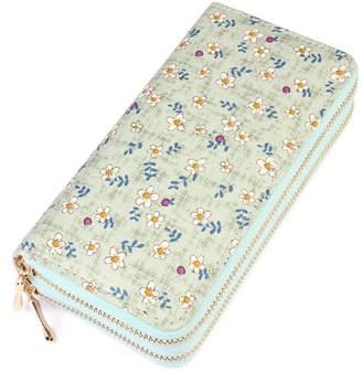 Riah Fashion Daisy Floral Wallet