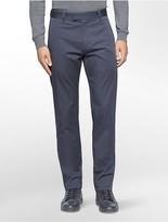 Calvin Klein Slim Fit Sateen Tux Pants