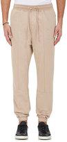 Stampd Men's Distressed Cotton-Blend Jogger Pants