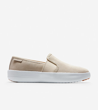 Cole Haan Grand Crosscourt Flatform Slip-On Sneaker