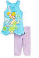 Children's Apparel Network Tinker Bell Tank & Leggings - Toddler