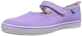 Beck Girls' Basic Ballet Flats Purple Size: