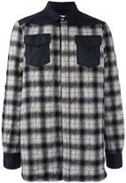 Off-White checked shirt - men - Polyamide/Polyester/Virgin Wool - M
