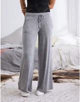 aerie Plush Wide Leg Pant