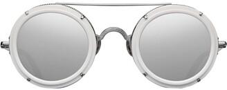 Matsuda Essential Circle Sunglasses