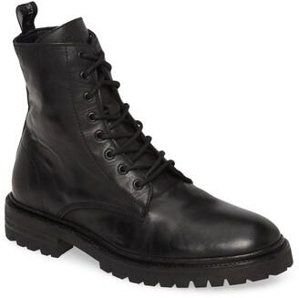 AllSaints Tobias Plain Toe Boot