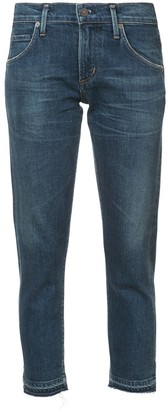 Citizens of Humanity Emerson cropped jeans