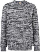 Carhartt blurry stripes sweater